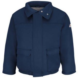 Men's Bulwark FR EXCEL FR ComforTouch Insulated Bomber Jacket
