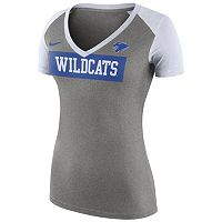 Women's Nike Kentucky Wildcats Football Top