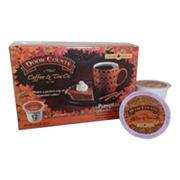 Door County Coffee & Tea Co. Single-Serve Pumpkin Spice Medium Roast Coffee - 12-pk.