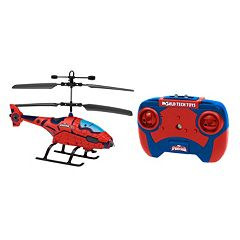 Marvel Spider-Man Remote Control Helicopter by World Tech Toys