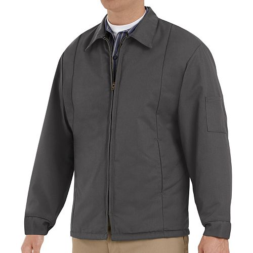 Men's Red Kap Quilt-Lined Panel Jacket