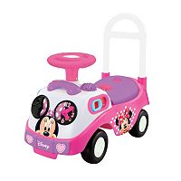 Disney's My First Minnie Mouse Ride-On by Kiddieland