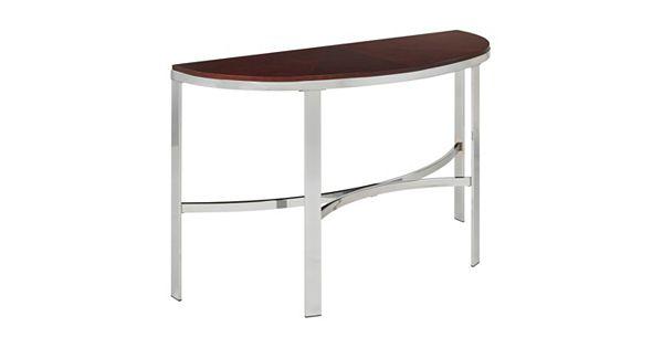 Osp designs alexandria foyer table for Table design using jsp