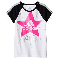 Toddler Girl adidas Star Logo