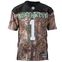 Men's Northwest Missouri State Bearcats Game Day Realtree Camo Jersey