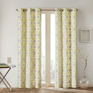 Intelligent Design Alana Window Curtain
