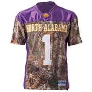 Men's North Alabama Lions Game Day Realtree Camo Jersey