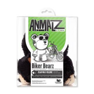 ReTrak Animalz Bear Headphones