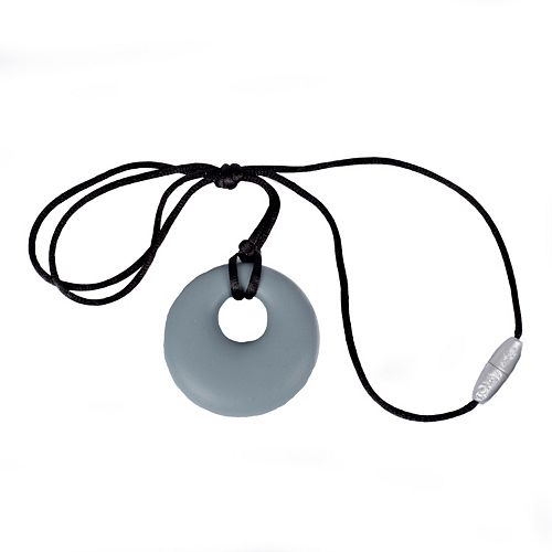 Itzy Ritzy Teething Happens Silicone Necklace