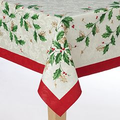 Lenox Holiday Tablecloth