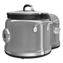 KitchenAid KMC4244 4-qt. Multi-Cooker with Stirring Tower
