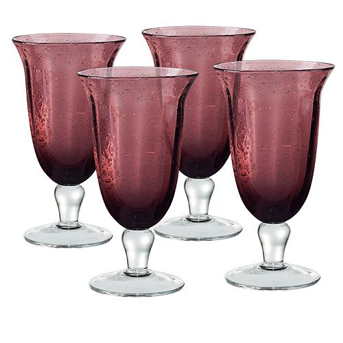 Artland Savannah 4-pc. Goblet Set