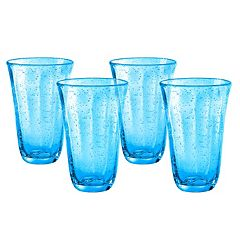 Artland Savannah 4 pc Highball Glass Set