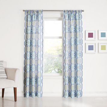 No918 Daphne Window Curtain