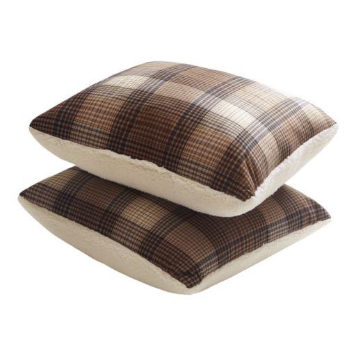 Woolrich Brewster Plaid Throw Pillow 2-piece Set