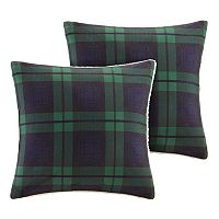 Woolrich Brewster Plaid Throw Pillow 2 pc Set