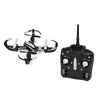 World Tech Toys Nano Prowler Remote Control Quadcopter