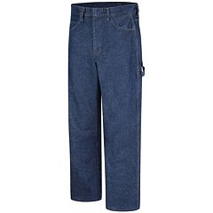 Men's Bulwark FR EXCEL FR Pre-Washed Dungaree Jeans