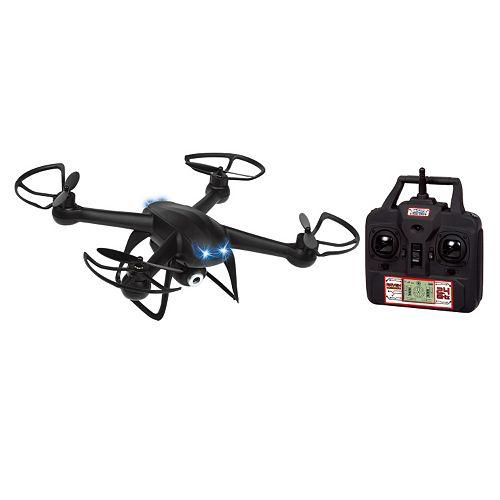 World Tech Toys Raven Remote Control Camera Spy Drone