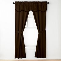 United Curtain Co. Burlington 5 pc Window Treatment Set