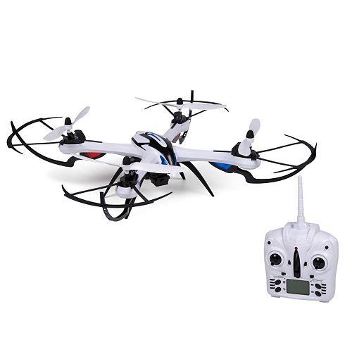 World Tech Toys Prowler Spy Drone Camera Remote Control Quadcopter