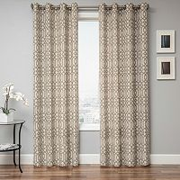 Softline Kaila Geometric Curtain