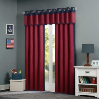 Mi Zone 1-Panel Lucas Window Curtain