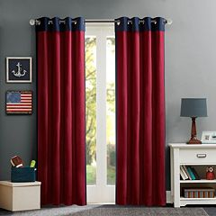 Mi Zone 1-Panel Lucas Window Curtain