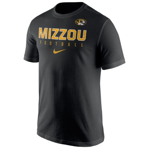 Men's Nike Missouri Tigers Practice Tee