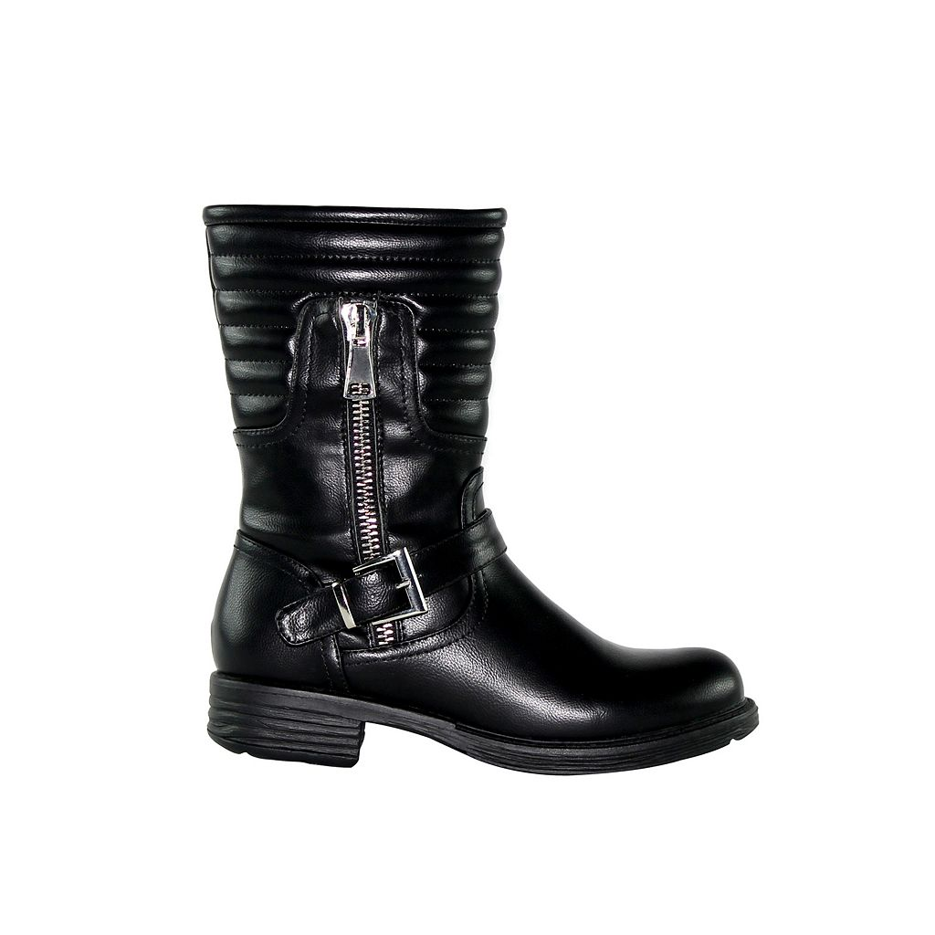 Olivia Miller Delancey Women's Motorcycle Boots