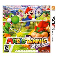 Mario Tennis Open for Nintendo 3DS