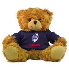 """Bleacher Creatures Buffalo Bills 9"""" Rally Men Hoodie Bear"""