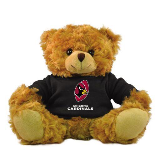 "Bleacher Creatures Arizona Cardinals 9"" Rally Men Hoodie Bear"