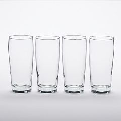 Libbey Craft Brews 4 pc Craft Pub Glass Set
