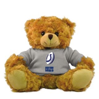 """Bleacher Creatures Indianapolis Colts 9"""" Rally Men Hoodie Bear"""