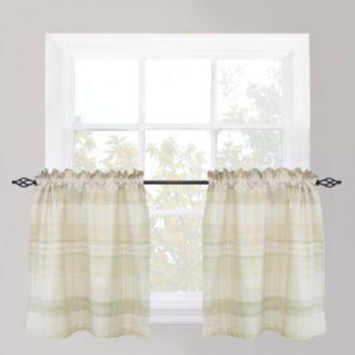 Park B. Smith Sumatra Tier 2-pk. Curtains