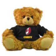 "Bleacher Creatures Kansas City Chiefs 9"" Rally Men Hoodie Bear"