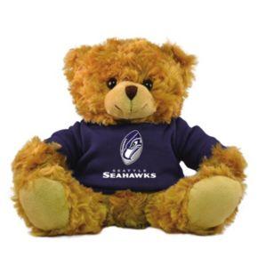"Bleacher Creatures Seattle Seahawks 9"" Rally Men Hoodie Bear"