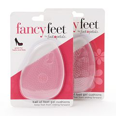 Fancy Feet by Foot Petals Women's 2 pk. Ball-of-Foot Gel Cushions