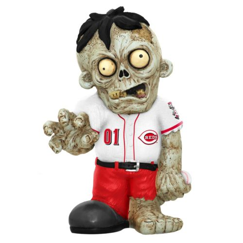 Cincinnati Reds Zombie Figurine