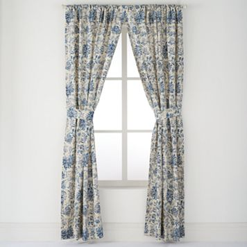 Chaps 2-pack Beauport Window Curtains - 42'' x 84''