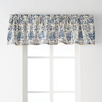 Chaps Beauport Window Valance - 80'' x 17''