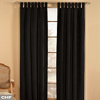 Window Curtainworks Microsuede Window Curtain
