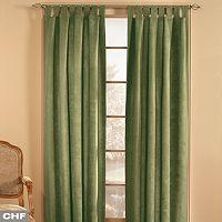 Window Curtainworks Microsuede Window Curtain