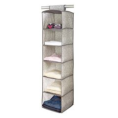 Laura Ashley Non-Woven 6-Shelf Organizer