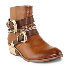 Olivia Miller Greenwich Women's Ankle Boots