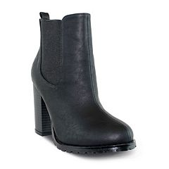 Olivia Miller Chelsea Women's Ankle Boots