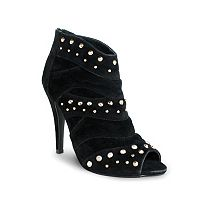 Olivia Miller Audry Women's Studded High Heels
