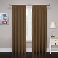Pairs To Go Cadenza 2-pk. Microfiber Window Curtains