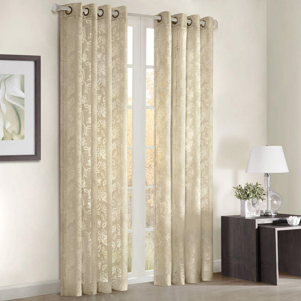 Madison Park Figaro Window Curtain